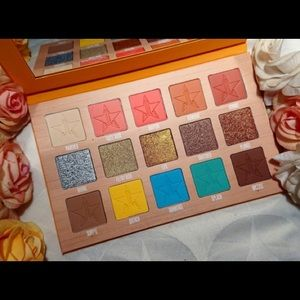 Jeffree Star thirsty palette